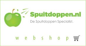 webshop logo Spuitdoppen.nl